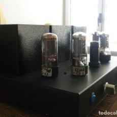 Radios antiguas: AMPLIFICADOR VÁLVULA PUSH-PULL. ESPECIAL AUDIÓFILO HI-END. NUEVO. Lote 152579070