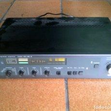 Radios antiguas: AMPLIFICADOR MARCA CESVA AÑOS 70,80S DE METAL MODELO ,CA-80 N 70 W. Lote 152905862