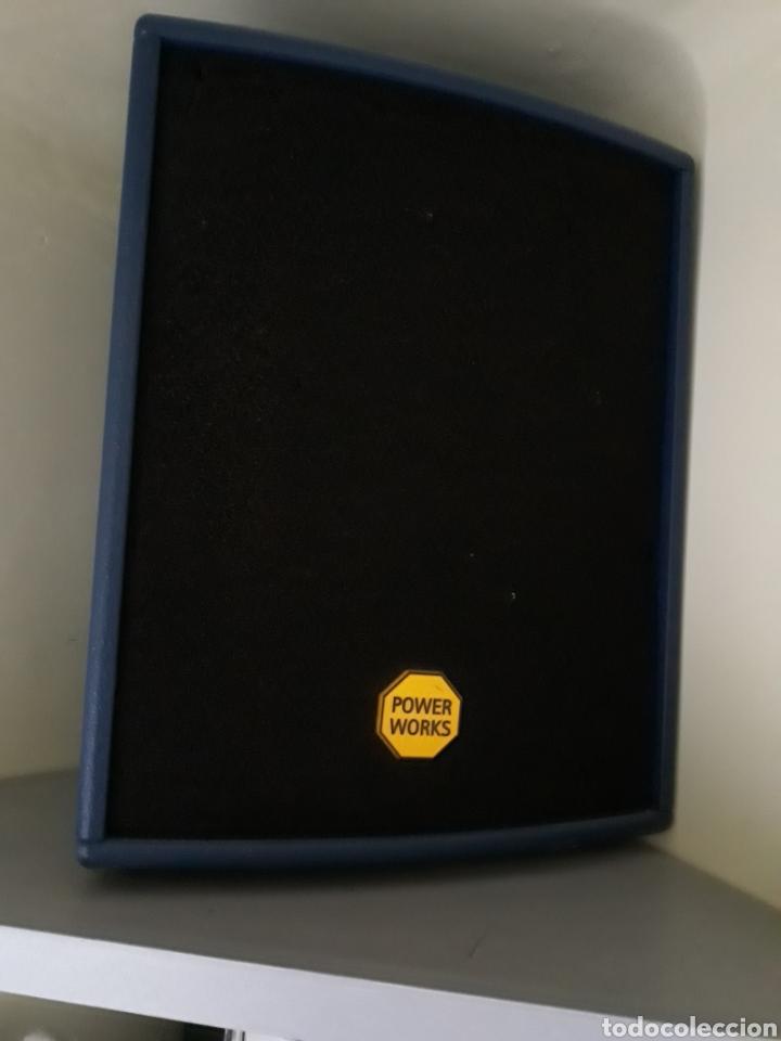 Radios antiguas: 2 altavoces grandes - Foto 2 - 154127062