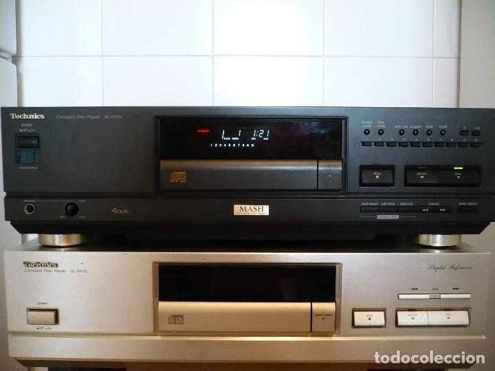 LECTOR DE CD TECHNICS SL-PS50. FUNCIONA PERFECTAMENTE (Radios, Gramófonos, Grabadoras y Otros - Amplificadores y Micrófonos de Válvulas)