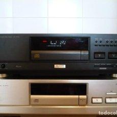 Radios antiguas: LECTOR DE CD TECHNICS SL-PS50. FUNCIONA PERFECTAMENTE. Lote 154139226