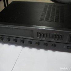 Radios antiguas: ANTIGUO AMPLIFICADOR PUBLIC ADDRESS AMPLIFIER JPA-1120 - 120 W. Lote 154536242