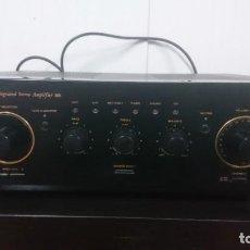 Radios antiguas: AMPLIFICADOR TEAC A-R600. FUNCIONANDO Y BUEN ESTADO COSMÉTICO. . Lote 155092338