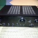 Radios antiguas: AMPLIFICADOR ONKYO A-9511. SALIDA 4 ALTAVOCES CON OPCION IMPEDENCIA. FUNCIONA. Lote 155148086