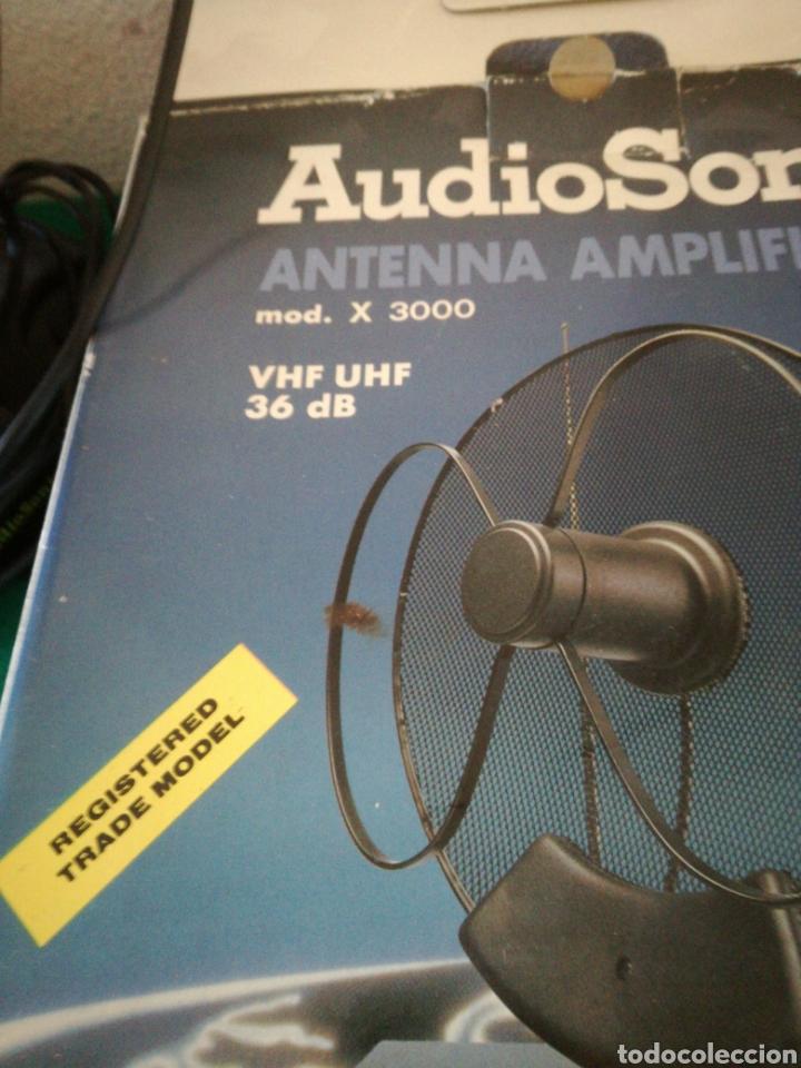 Radios antiguas: ANTENA AMPLIFACORA - Foto 6 - 155565366