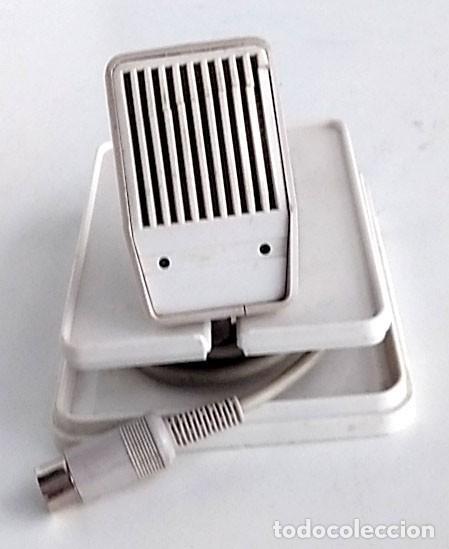 ANTIGUO MICRÓFONO ALEMÁN MARCA GDM 311 (Radios, Gramófonos, Grabadoras y Otros - Amplificadores y Micrófonos de Válvulas)