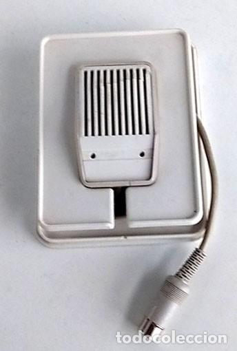 Radios antiguas: ANTIGUO MICRÓFONO ALEMÁN MARCA GDM 311 - Foto 2 - 209878197