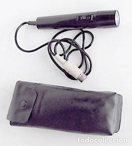 ANTIGUO MICRÓFONO AIWA (Radios, Gramófonos, Grabadoras y Otros - Amplificadores y Micrófonos de Válvulas)