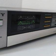 Radios antiguas: AMPLIFICADOR SONY TA-AX11 / AÑO 1984 / MUY BUEN ESTADO. Lote 159648162