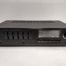 Radios antiguas: AMPLIFICADOR ECUALIZADOR VINTAGE SANYO JA 289. Lote 159851808