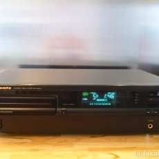 Radios antiguas: LECTOR DE CD MARANTZ CD 42 MK II BITSTREAM. PERFECTO ESTADO Y FUNCIONAMIENTO. CONTROL DE LÁSER.. Lote 161646790