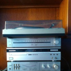 Radios antiguas: EQUIPO DE MÚSICA MARANTZ. Lote 161940070