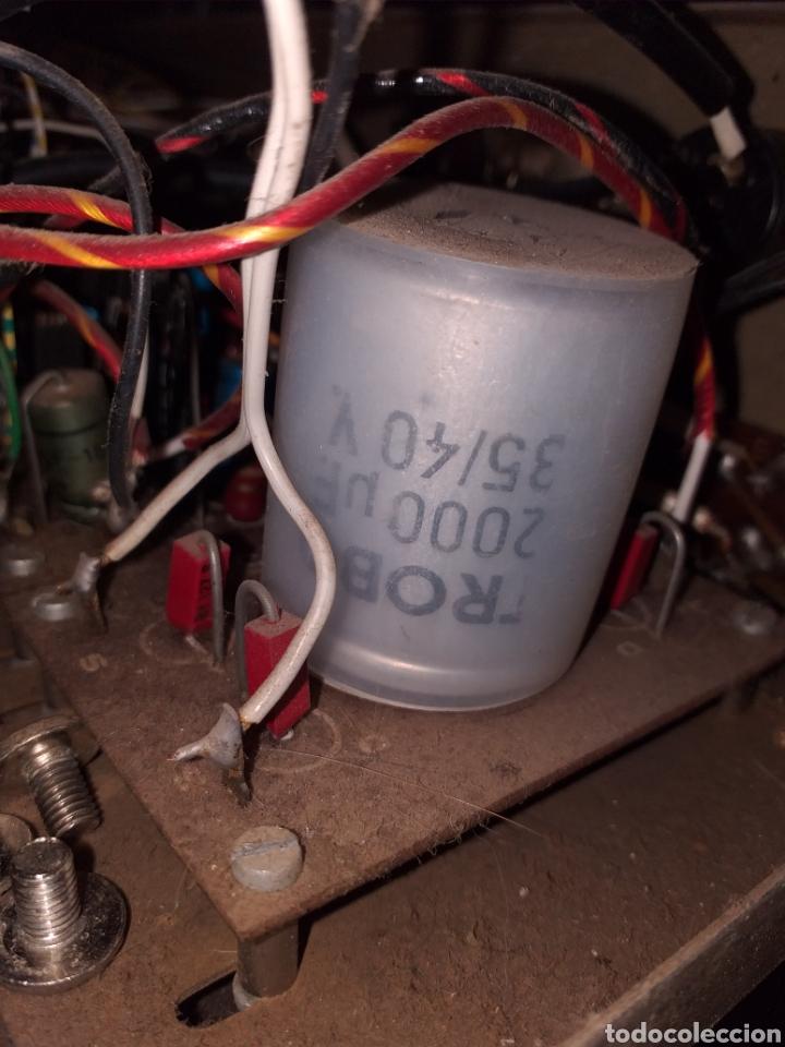 Radios antiguas: Antiguo amplificador stereo transistor - Foto 14 - 149708862