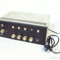 Radios antiguas: AMPLIFICADOR VIETA AT-220 B FUNCIONANDO. Lote 167562241