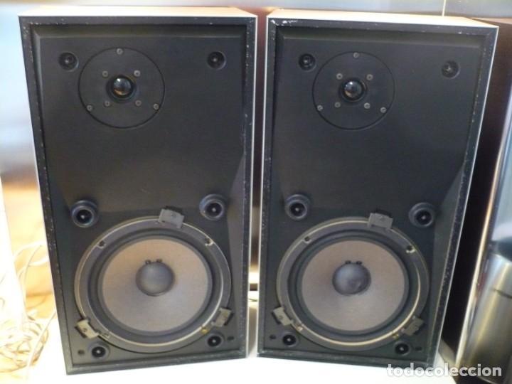 Radios antiguas: BANG & OLUFSEN BEOVOX S30 HI-END / HI-FI ALTAVOCES. FABRICADO EN DINAMARCA - Foto 3 - 168672820