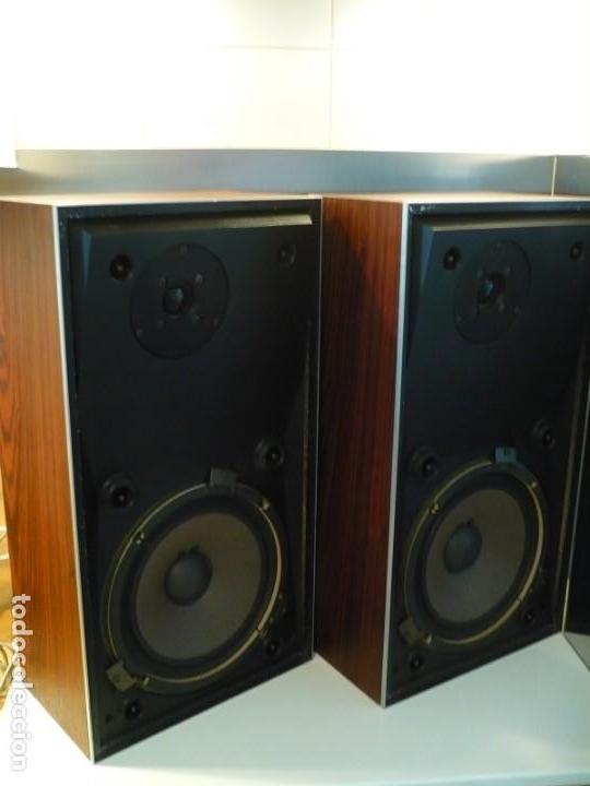 Radios antiguas: BANG & OLUFSEN BEOVOX S30 HI-END / HI-FI ALTAVOCES. FABRICADO EN DINAMARCA - Foto 4 - 168672820