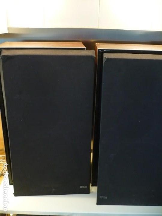 Radios antiguas: BANG & OLUFSEN BEOVOX S30 HI-END / HI-FI ALTAVOCES. FABRICADO EN DINAMARCA - Foto 6 - 168672820