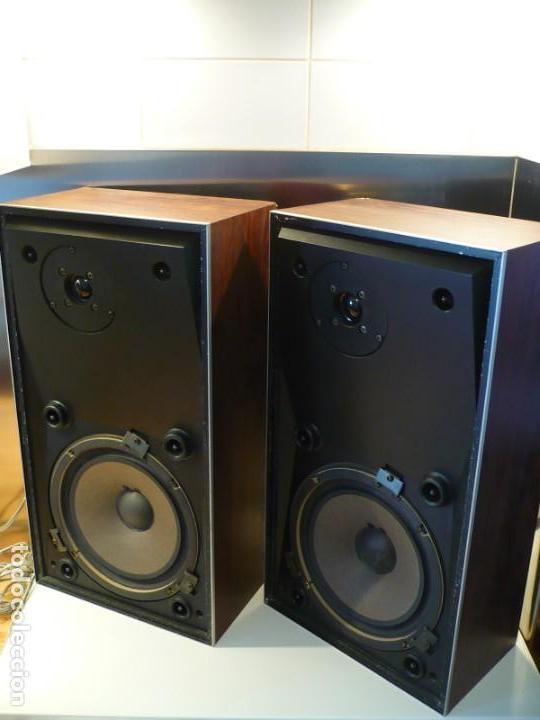 BANG & OLUFSEN BEOVOX S30 HI-END / HI-FI ALTAVOCES. FABRICADO EN DINAMARCA (Radios, Gramófonos, Grabadoras y Otros - Amplificadores y Micrófonos de Válvulas)