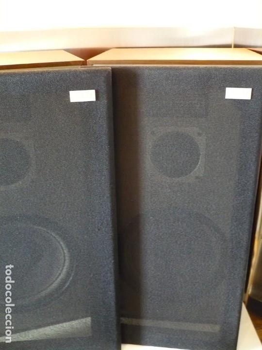 Radios antiguas: AKAI ALTAVOCES HI-FI. ALTA SENSIBILIDAD PARA VÁLVULA / TUBE. SUPER SONIDO - Foto 5 - 169852640