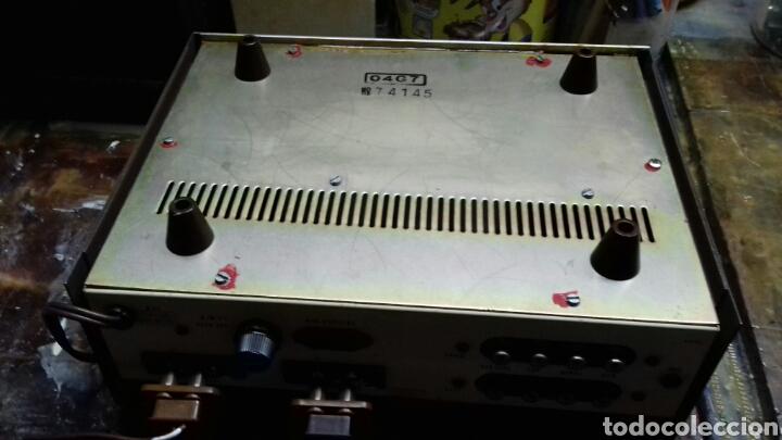 Radios antiguas: Amplificador. Lafayette LA-224T. Sin probar. - Foto 6 - 170530717