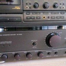 Radios antiguas: AMPLIFICADOR TECHNICS SU-VX500 // FUNCIONA//. Lote 171409043