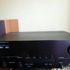 Radios Anciennes: ANTIGUO AMPLIFICADOR INTEGRADO HI·FI=LUXMAN LV-113. Lote 171836164
