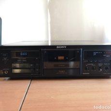 Radios antiguas: PLETINA CASSETTE SONY TC-K700ES (1987-8) RAREZA UNICA. Lote 172228710