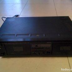 Radios antiguas: DOBLE PLETINA SONY. Lote 172817133