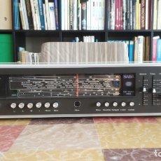 Radios antiguas: AMPLIFICADOR RECEIVER SABA HIFI STUDIO 8050 VINTAGE. Lote 174376492
