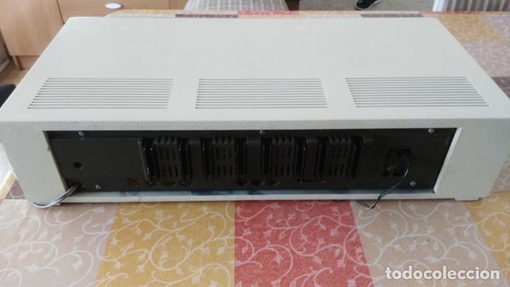 Radios antiguas: Amplificador RECEIVER SABA HIFI STUDIO 8050 VINTAGE - Foto 7 - 174376492