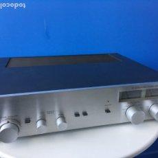 Radios antiguas: AMPLIFICADOR VINTAGE PHILIPS 305 INTEGRATED STEREO. Lote 174404359