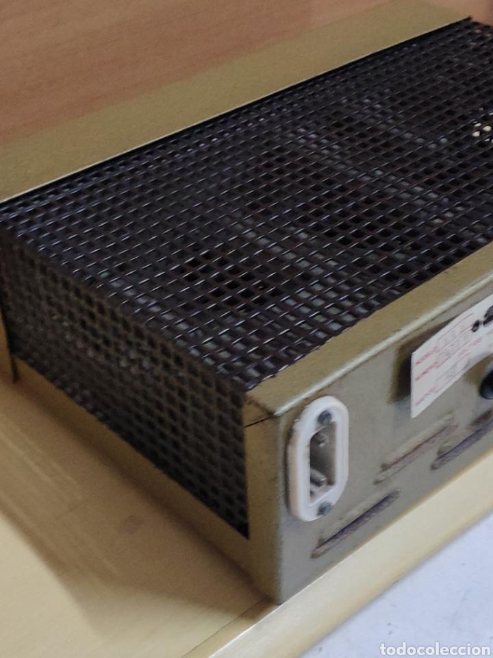 Radios antiguas: Amplificador de válvulas Optimus radio mistral modelo 515 - Foto 15 - 193745143