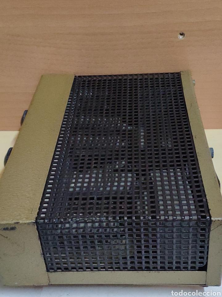 Radios antiguas: Amplificador de válvulas Optimus radio mistral modelo 515 - Foto 16 - 193745143