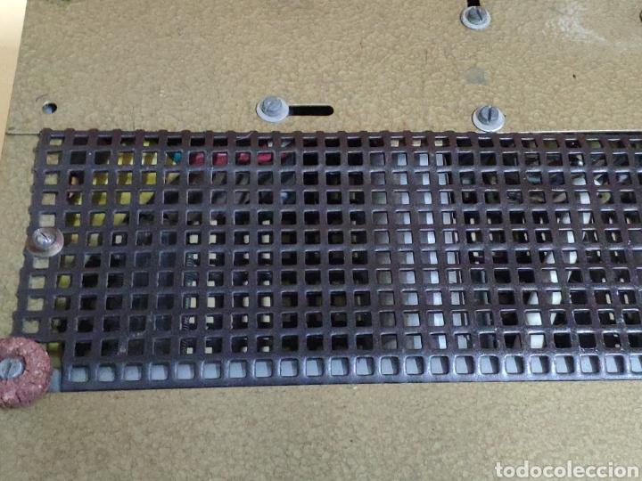 Radios antiguas: Amplificador de válvulas Optimus radio mistral modelo 515 - Foto 18 - 193745143