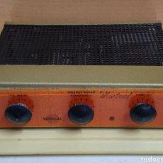 Radios antiguas: AMPLIFICADOR DE VÁLVULAS OPTIMUS RADIO MISTRAL MODELO 515. Lote 193745143