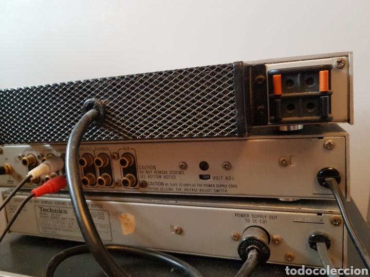 Radios antiguas: Equipo hifi technics - Foto 5 - 194368120