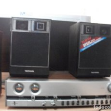Radios antiguas: AMPLIFICADOR VINTAG PHILIPS MODEL 521. Lote 175878978