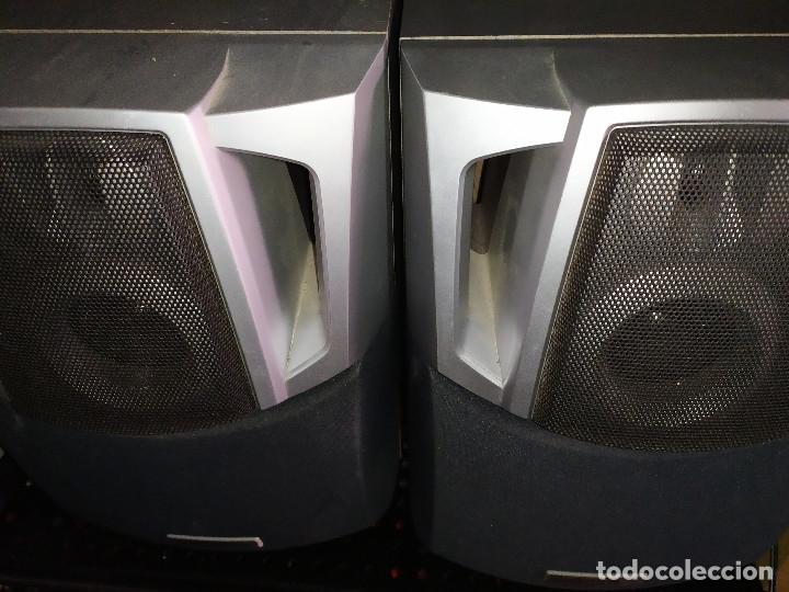 Radios antiguas: ALTAVOCES AIWA - Foto 2 - 176544709