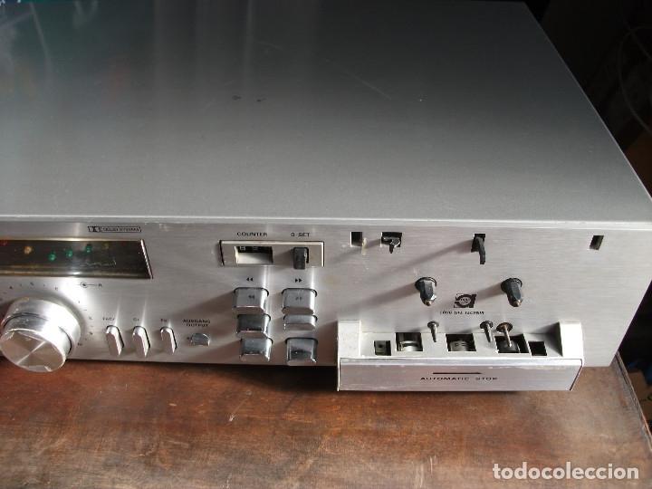 PLETINA HIFI RECORD/PLAY **GRUNDIG CF.5000** (Radios, Gramófonos, Grabadoras y Otros - Amplificadores y Micrófonos de Válvulas)