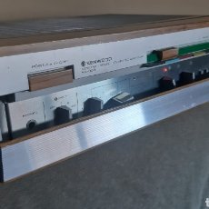 Radios antiguas: AMPLIFICADOR KENWOOD KA800 PERSONALIZADO!!!!. Lote 177082584
