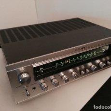 Radios antiguas: SONY/RECEPTOR-AMPLIFICADOR SONY, STR 7055 (1973) NIVEL DE SONIDO REALMENTE SORPRENDENTE VER FOTOS.... Lote 177303367