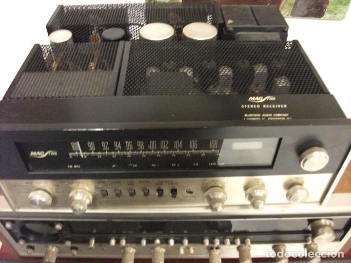 Radios antiguas: RECEIVER VINTAG **MC INTOSCH HYBRID 1700** - Foto 2 - 178076620