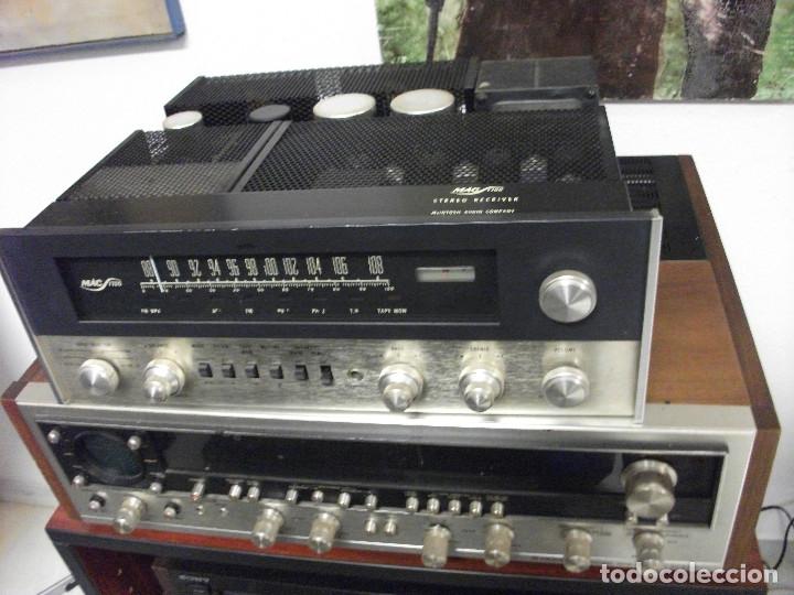 Radios antiguas: RECEIVER VINTAG **MC INTOSCH HYBRID 1700** - Foto 3 - 178076620