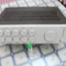 Radios antiguas: AMPLIFICADOR INTEGRADO MODEL *OPTIMUS AXB60**. Lote 178095759