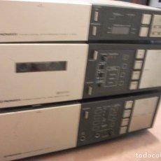 Radios antiguas: CONJUNTO VINTAG HIFI **PIONEER AX.50**. Lote 194073955