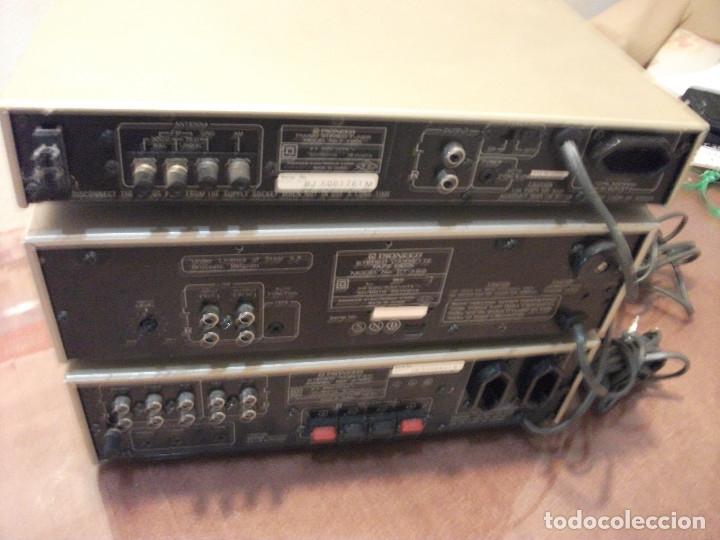 Radios antiguas: CONJUNTO VINTAG HIFI **PIONEER AX.50** - Foto 2 - 178163912