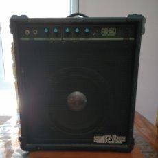 Radios antiguas: AMPLIFICADOR ARIA AB-50 80W.. Lote 178793283