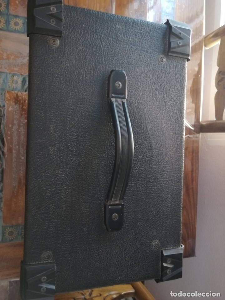 Radios antiguas: AMPLIFICADOR ARIA AB-50 80W. - Foto 2 - 178793283