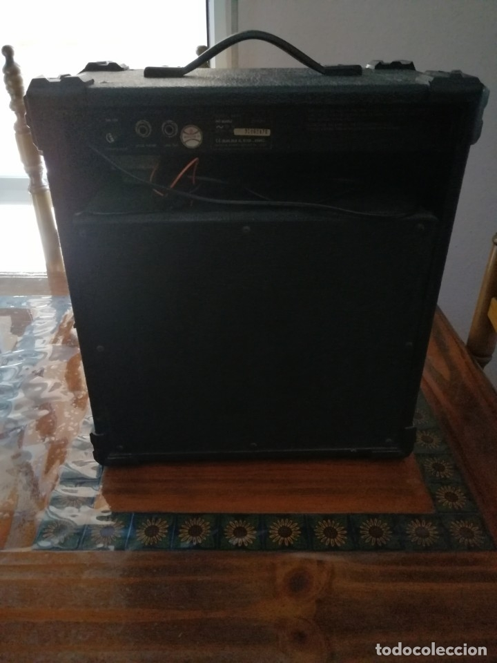 Radios antiguas: AMPLIFICADOR ARIA AB-50 80W. - Foto 4 - 178793283