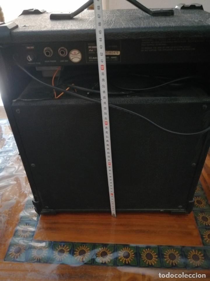 Radios antiguas: AMPLIFICADOR ARIA AB-50 80W. - Foto 7 - 178793283